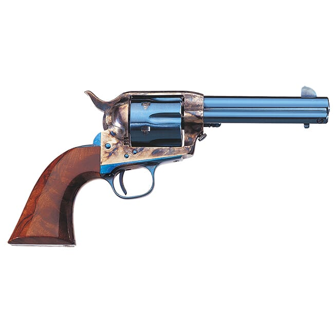 "Uberti 1873 Cattleman Revolver Charcoal Blue 7.5"" 345150"