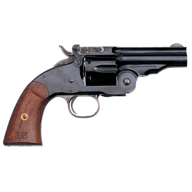 """Uberti No. 3 2nd Model .45 Colt 3.5"""" Walnut Grip"""
