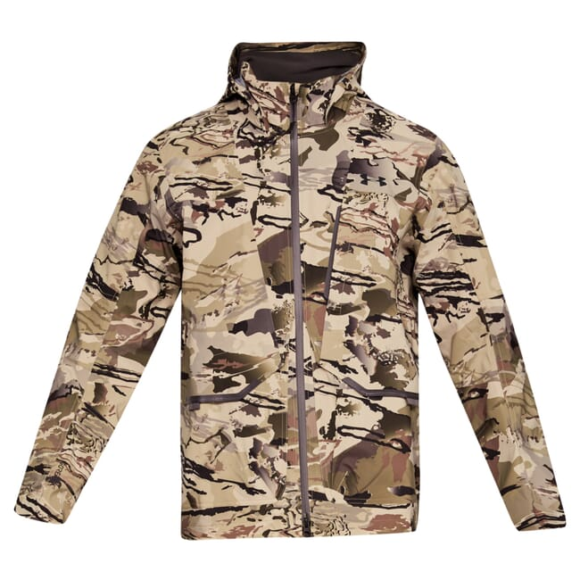 Under Armour Ridge Reaper Gore Pro Shell Jacket UA Barren Camo/Black 1316720-999