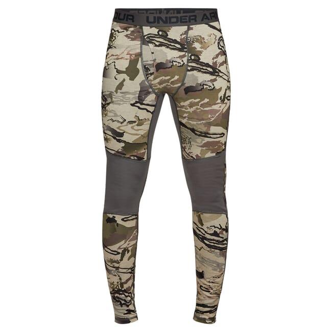 Under Armour Ridge Reaper Wool Base Legging UA Barren Camo/Black 1297425-999