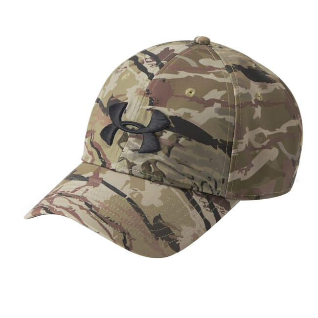 Under Armour WT Camo Cap 2.0 UA Barren Camo/Charcoal/Blk Size OSFA 1300472-999001