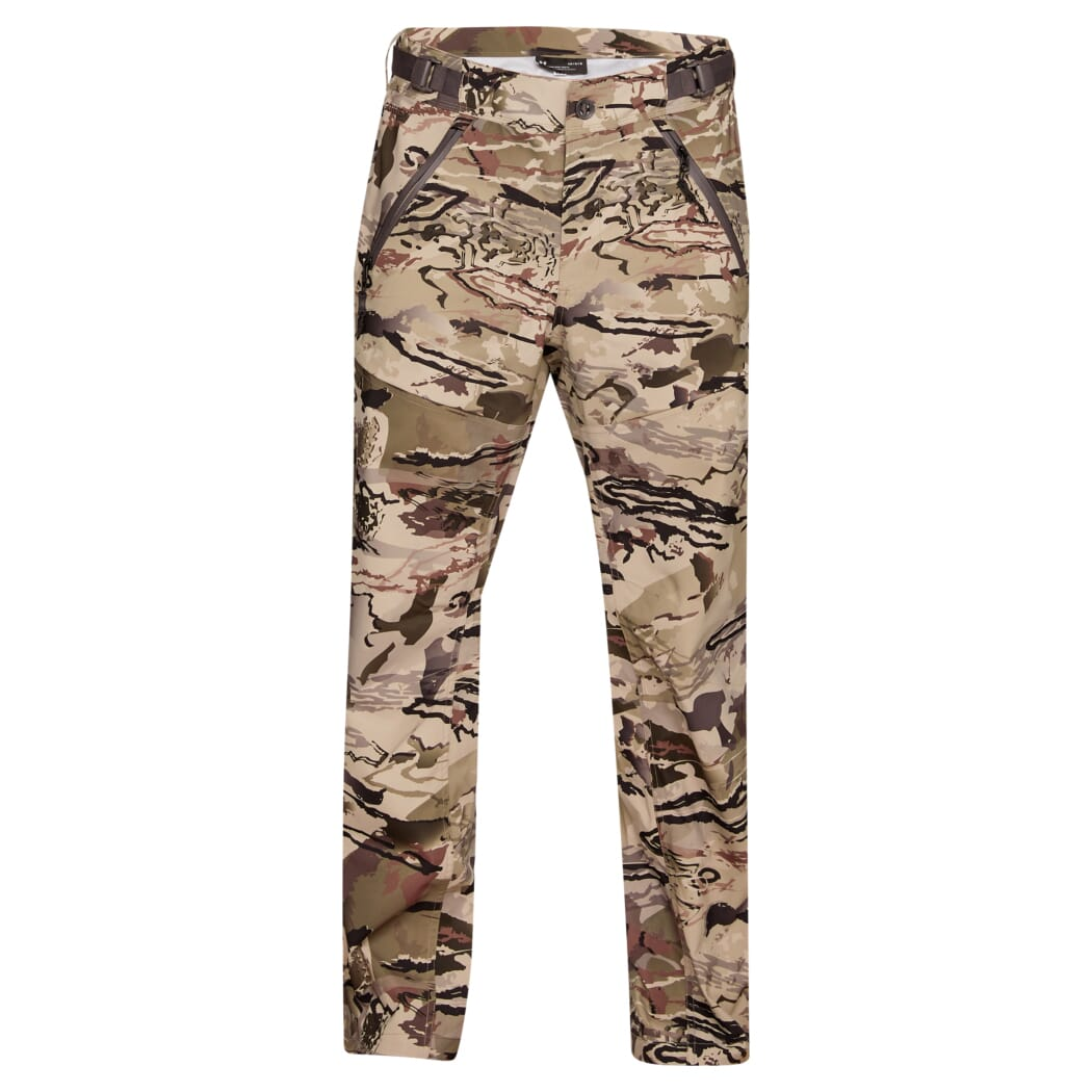 Under Armour Ridge Reaper Gore Pro Shell Pant UA Barren Camo/Black XL - New Without Tags 1316721-999004