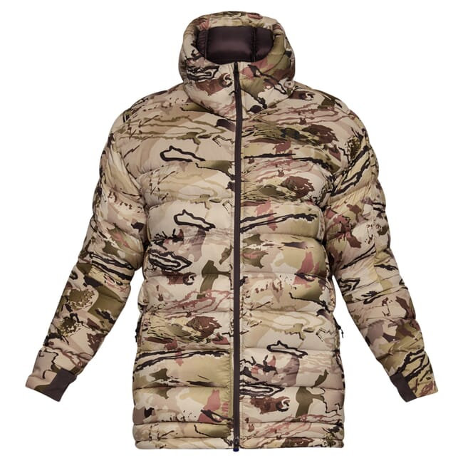 Under Armour Ridge Reaper Alpine Ops Parka UA Barren Camo/Black 1316722-999