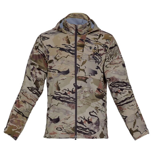 Under Armour Ridge Reaper Infil Windstopper Jacket UA Barren Camo/Black 1316724-999