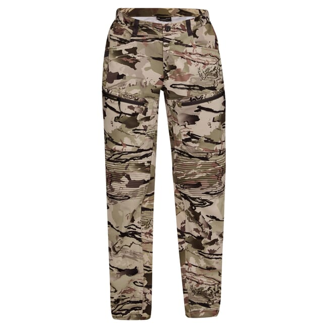 Under Armour Ridge Reaper Infil Windstopper Pant UA Barren Camo/Black 1316725-999