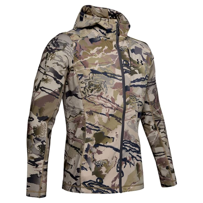 Under Armour Ridge Reaper Base Hybrid Jacket UA Barren Camo/Black 1316858-999