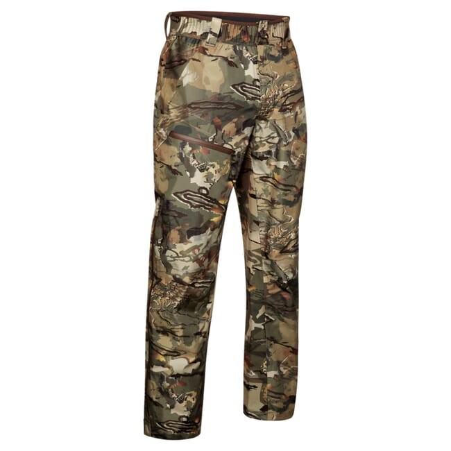 Under Armour Whitetail Gore Essential Hybrid Pant UA Forest 2.0 Camo/Black 1316963-988