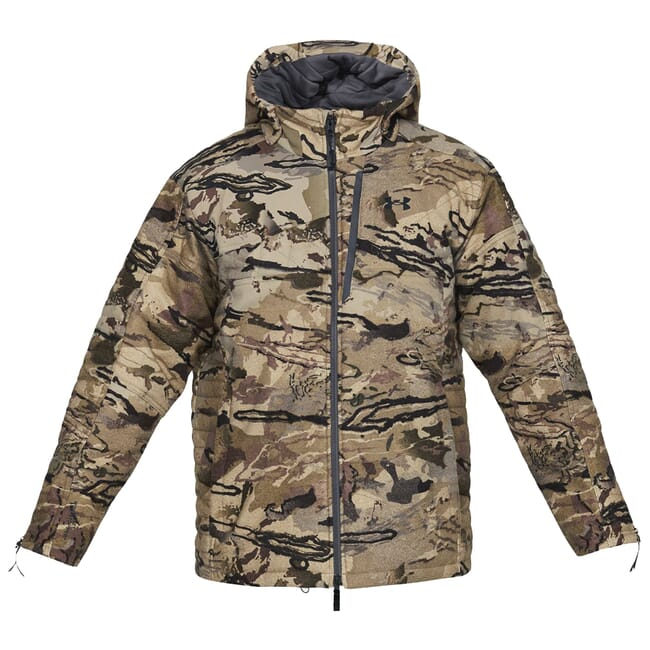Under Armour Revenant Windstopper Parka UA Barren Camo/Black 1355323-999