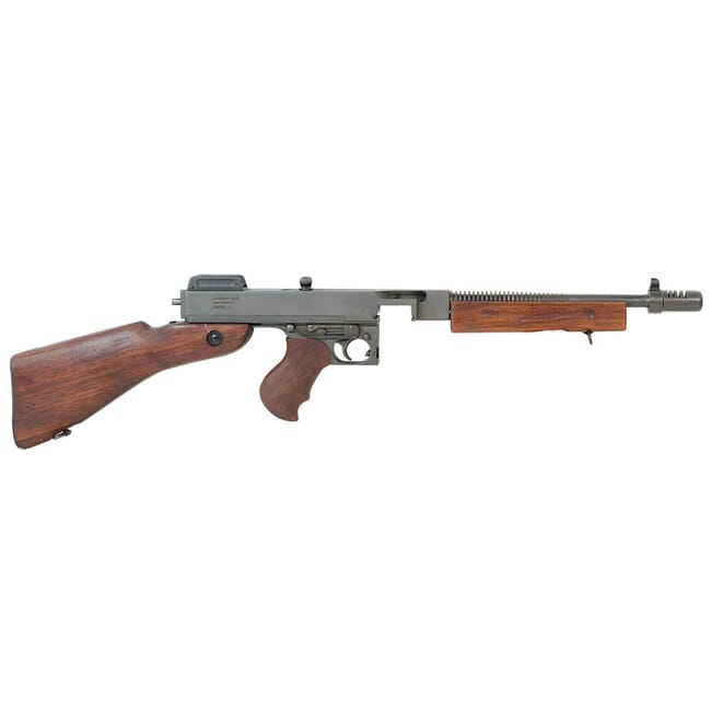 Thompson submachine gun by Group Industries. Serial # T00010