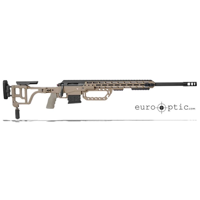 "Victrix Gladio Mille, Tan 6.5 Creedmoor 26"" Rifle JRVTCM1E5682"