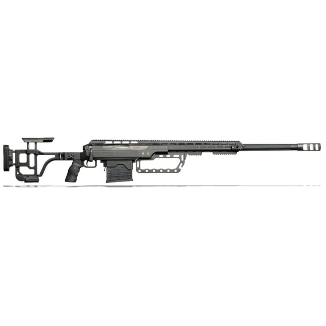 "Victrix Tormentum Mille, Black .375CT 30"" Rifle JRVTMM1G5585"