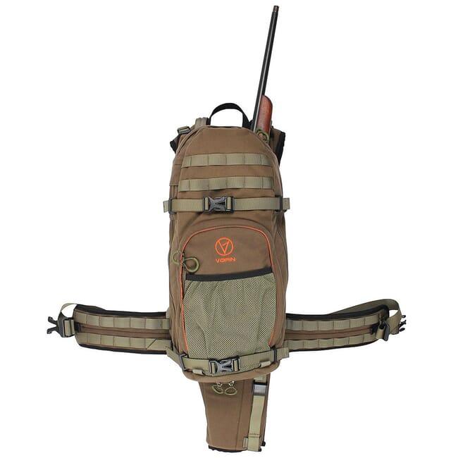 Vorn Equipment Lynx 12/20 Liters Green Backpack 0026