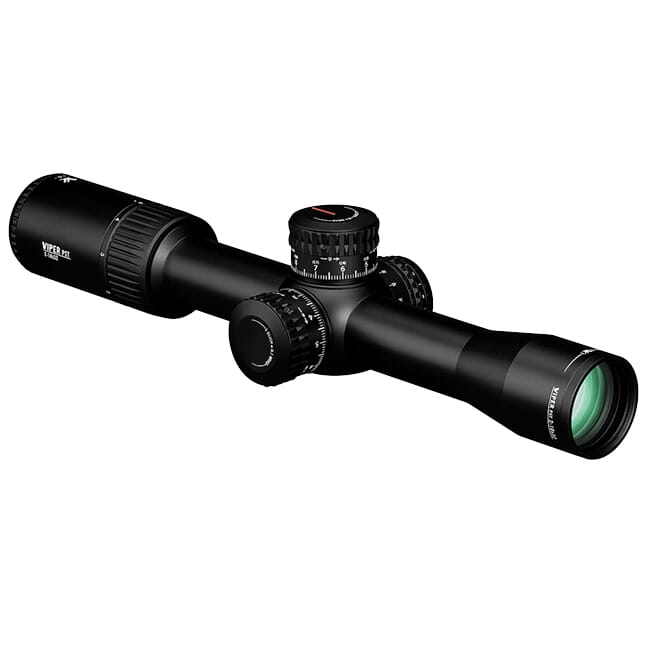 Vortex Viper PST 2-10x32 EBR-4 MRAD Scope PST-2105