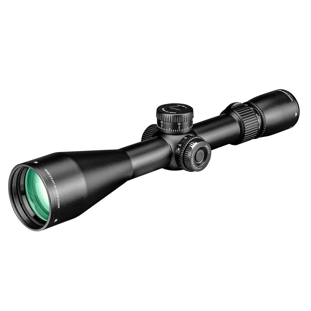 Vortex Razor HD LHT 4.5-22x50 FFP XLR-2 MRAD Riflescope RZR-42202