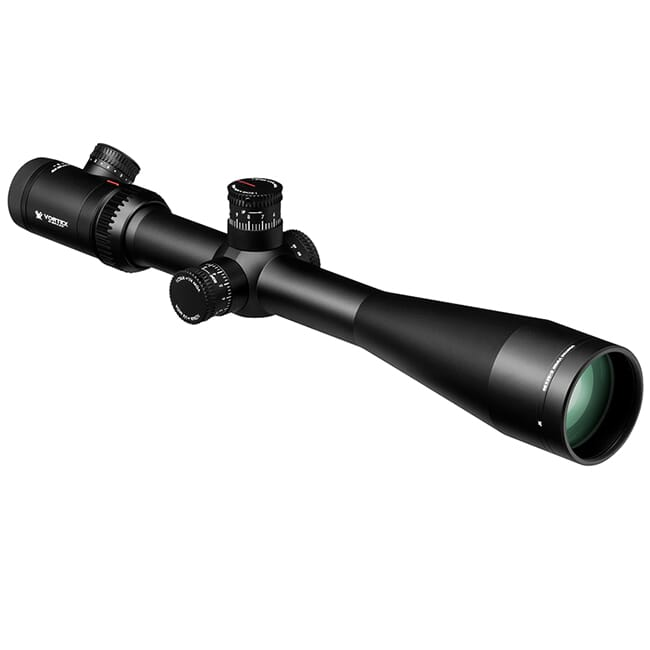 Vortex Viper PST 6-24x50 FFP Rifle Scope EBR-1 MOA PST-624F1-A PST-624F1-A