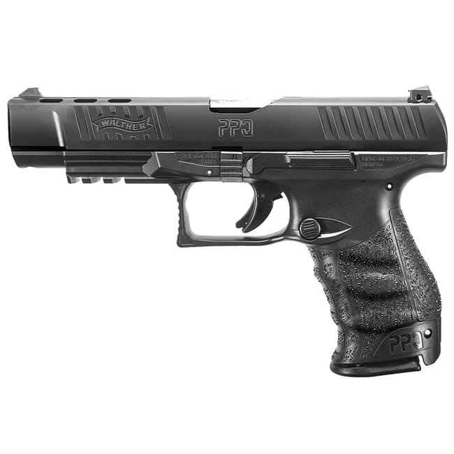 "Walther PPQ M2 .40 Black 5"" 10 round"
