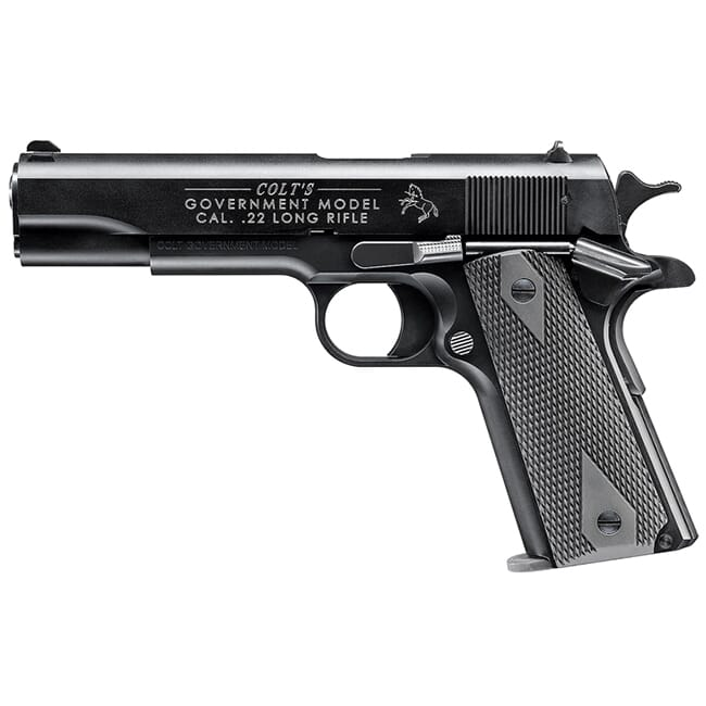 Walther Colt 1911 A1 .22lr 10rd 517030410
