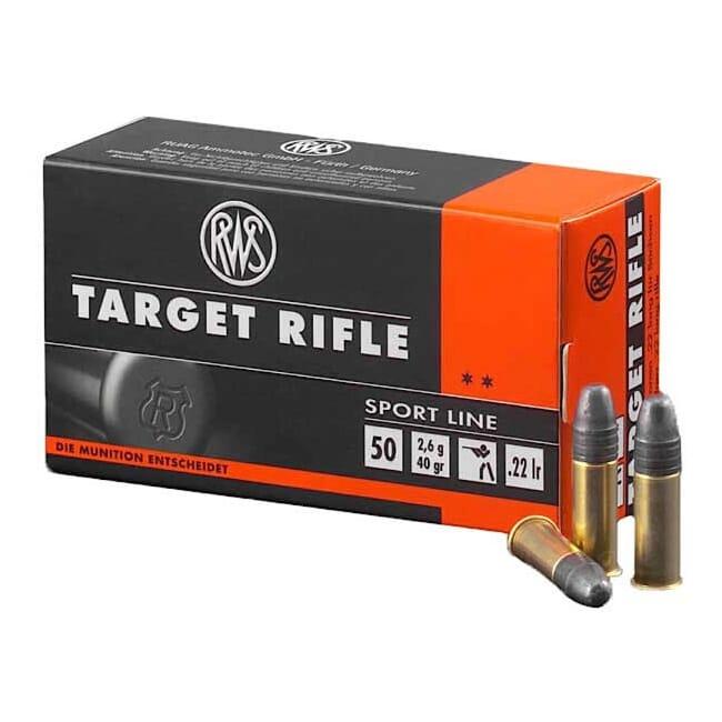 RWS .22LR Target Rifle 2132478