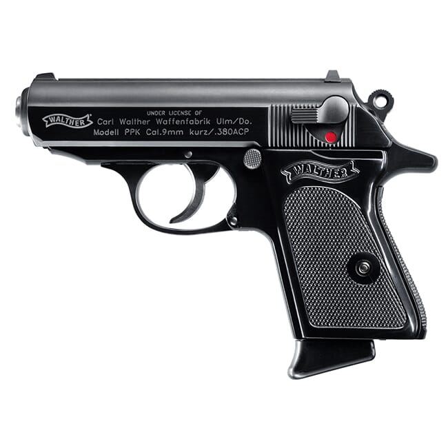 Walther PPK .380 ACP Blue Pistol 4796002