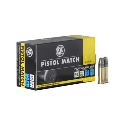 Pistol Match .22LR 2132443