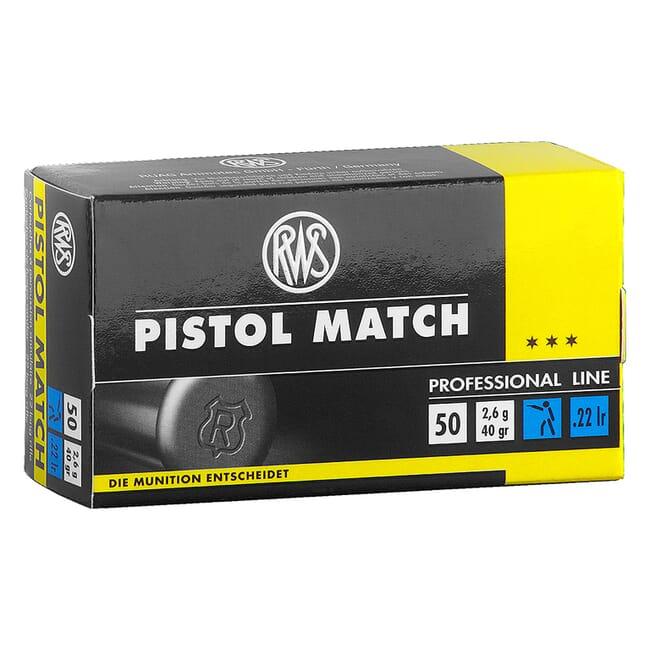 RWS .22LR Rifle Match 2134225