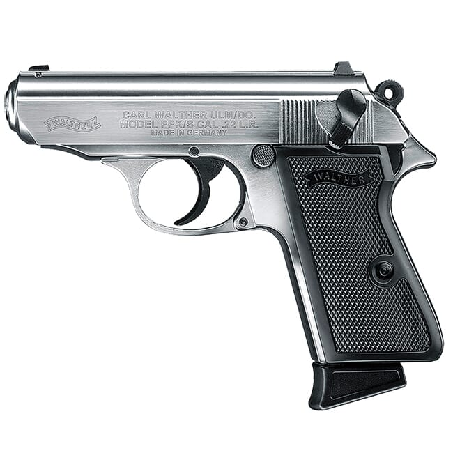 Walther PPKS .22lr Nickel 5030320