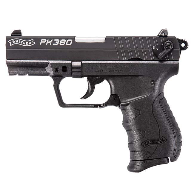 Walther PK380 .380 ACP Black 5050308