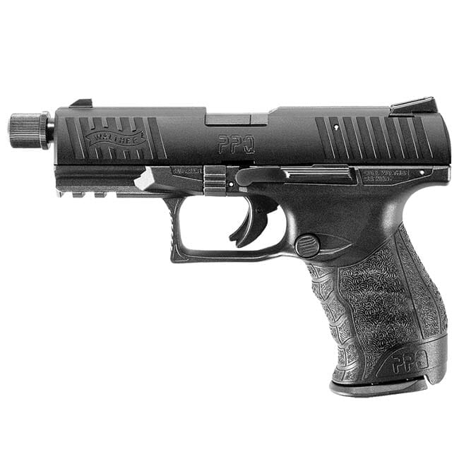 "Walther PPQ Tactical .22lr 4"" 10 rd 5100304"