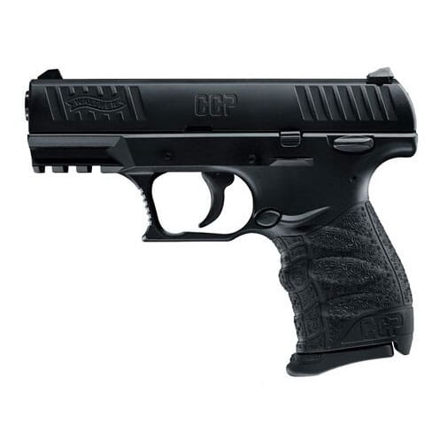 Walther CCP 9MM Black 5080300