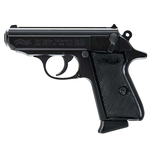 Walther PPK/S .380 ACP Blue Pistol 4796006