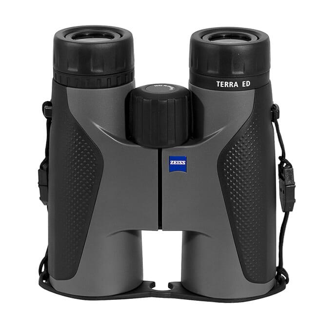 Zeiss TERRA ED 10x42 - Grey binocular 524204-9907-000
