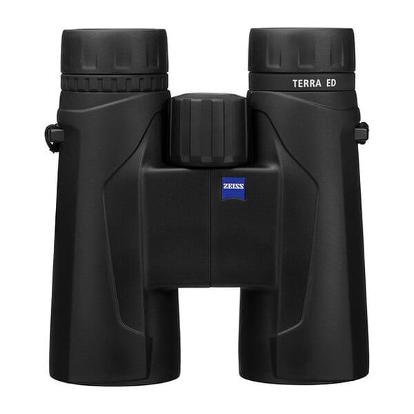 Zeiss Terra ED 10x42 Black Binocular 524204-9901-000