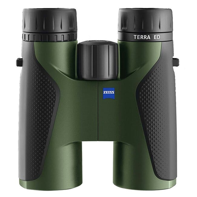 Zeiss TERRA ED 10x42 Green Binocular MPN 524204-9908-000